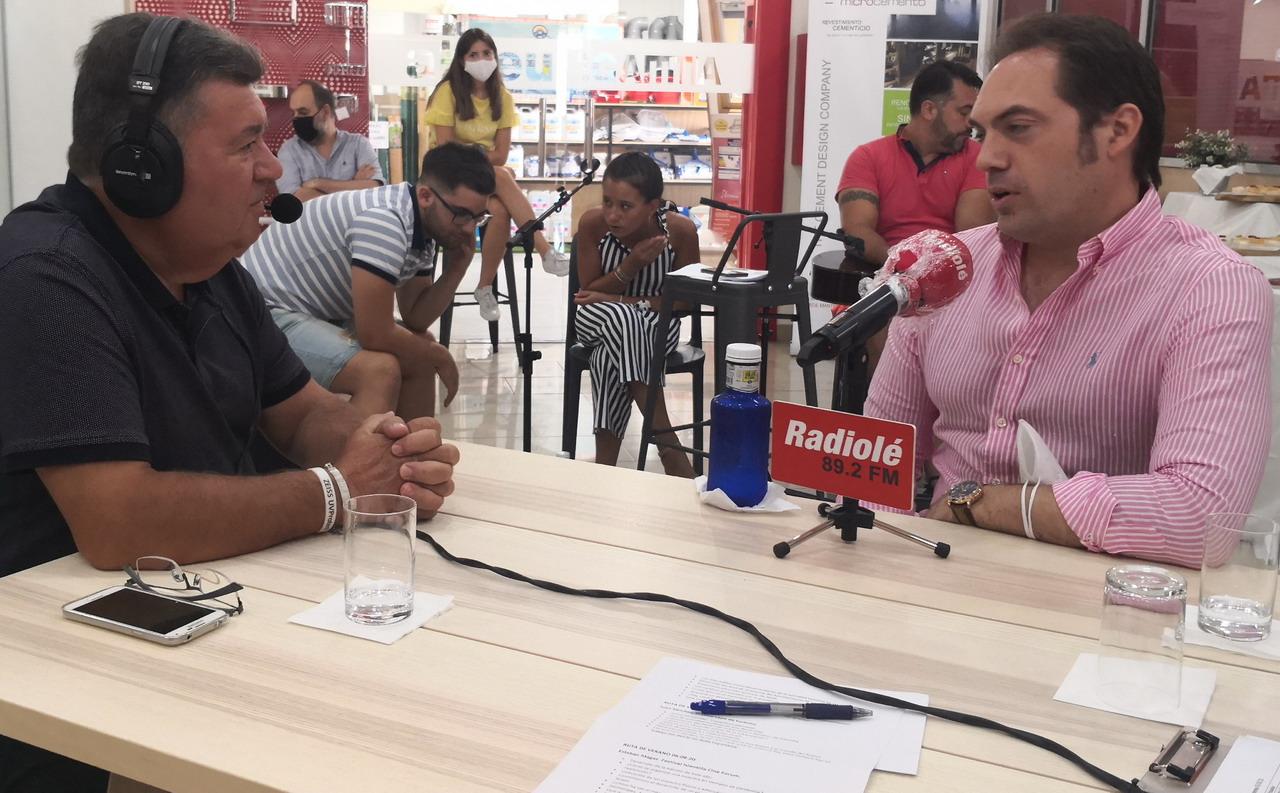Emilio Ramos Director General del San Roque nos acerca la actualidad sanroquista