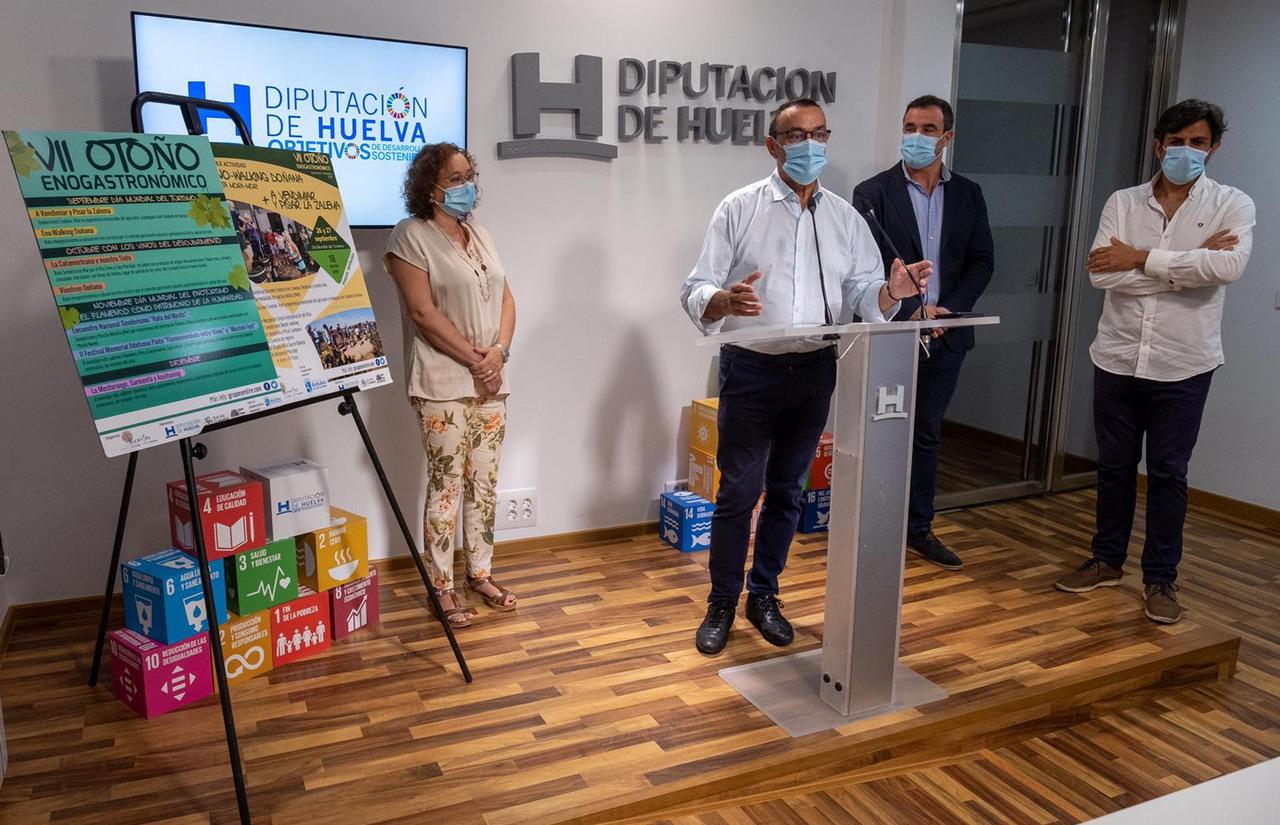 VII Otoño Enogastronómico en el Condado de Huelva