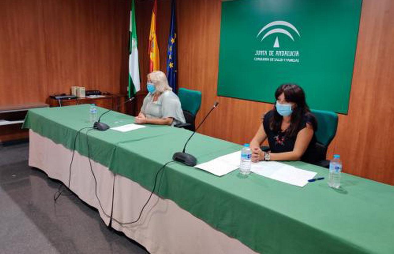 La Junta refuerza las medidas de protección frente al covid en los centros educativos de Huelva
