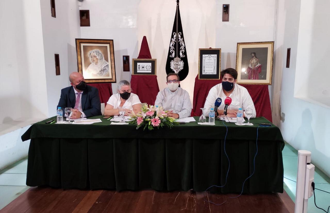 La Capilla de San Cristóbal de Lepe acoge los actos programados para la celebración del Centenario de las Hermandad de los Dolores de Lepe
