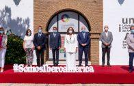 Caraballo y Grynspan sellan un acuerdo de colaboración cimentado en los ODS y en el Observatorio Iberoamericano