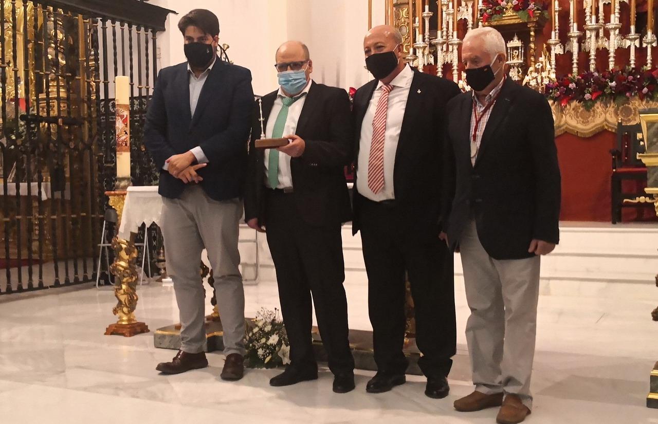 Las Tertulias Cofrades celebran 25 años de historia en la Semana Santa lepera