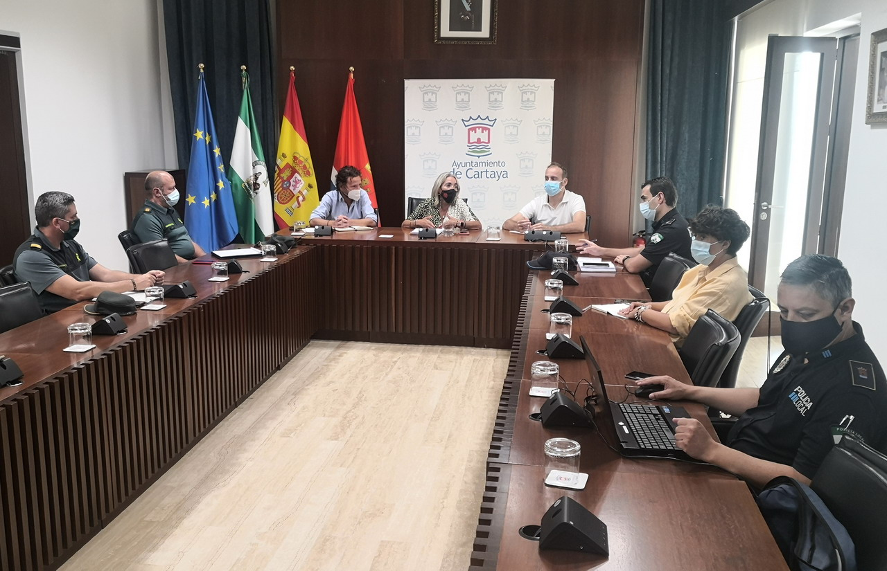 Cartaya acuerda la suspensión de la cabalgata de Reyes y el carnaval, por unanimidad de la Comisión de Seguridad del COVID-19