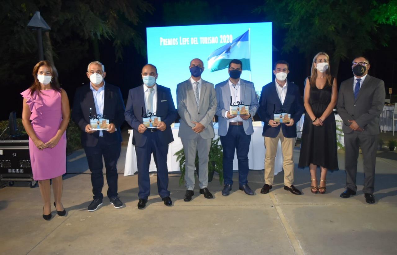 Premios «Lepe del Turismo» 2020