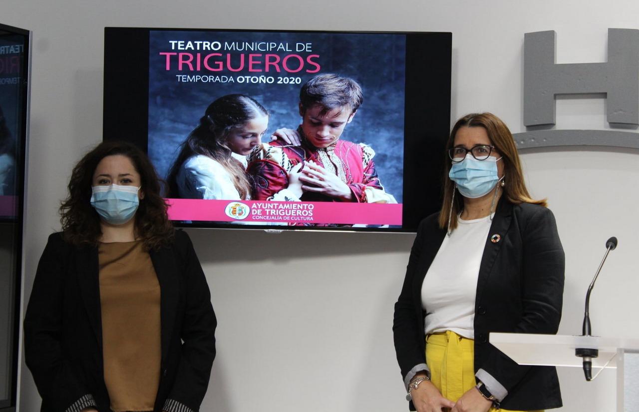 Los amantes del arte y la cultura tienen una cita en Trigueros con la Programación Cultural de Otoño 2020