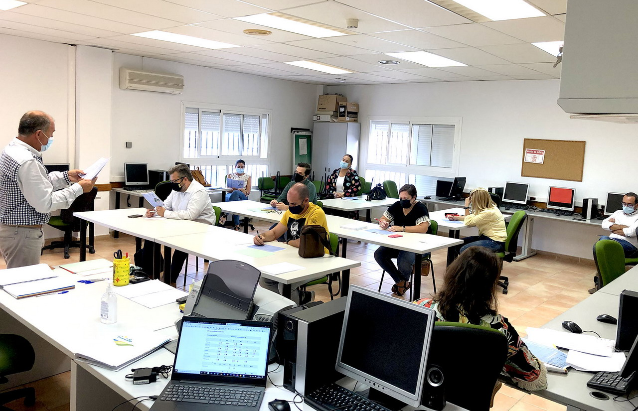 El Plan Agrupado de Formación Continua de Islantilla contará con 14 cursos
