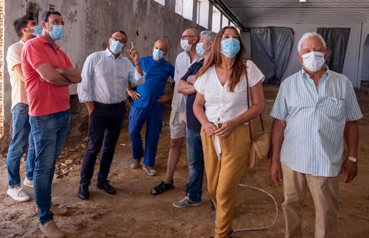Caraballo destaca el apoyo de la Diputación de Huelva al sector vinícola, que crea «riqueza y empleo»