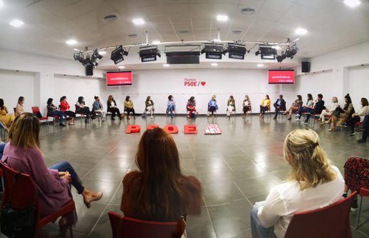 El PSOE critica que el gobierno «de las derechas perjudique» a las políticas de igualdad