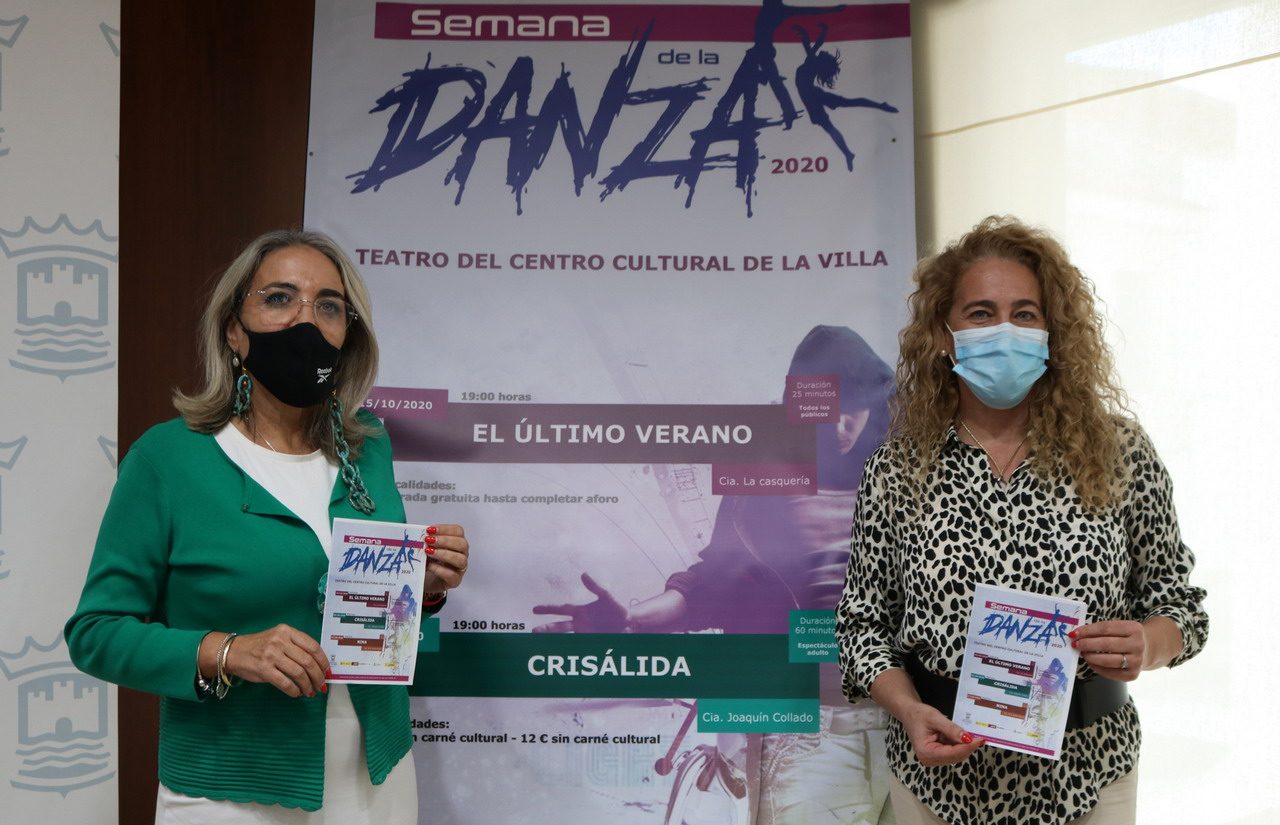 Cartaya innova en su oferta cultural con la  I Semana de la Danza