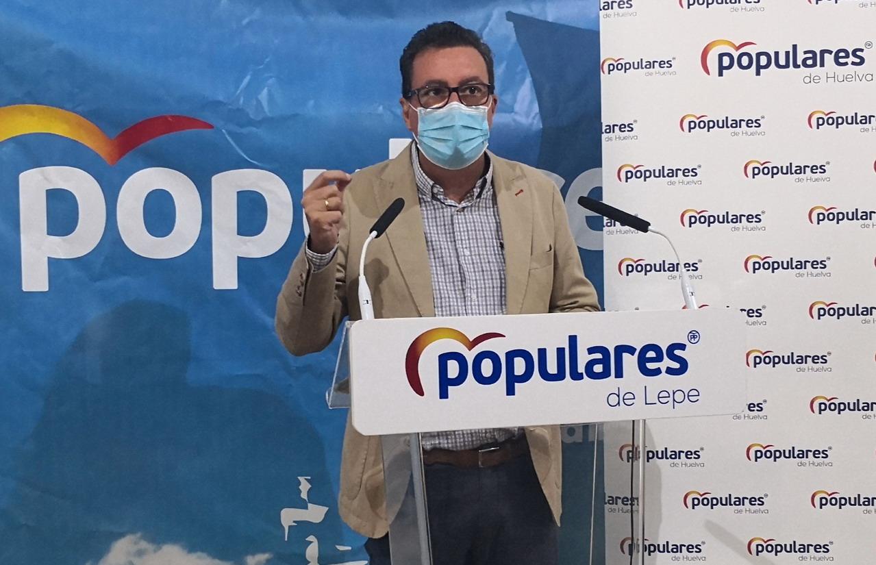 Manuel Andrés González exige avances en el desdoblamiento del túnel de San Silvestre
