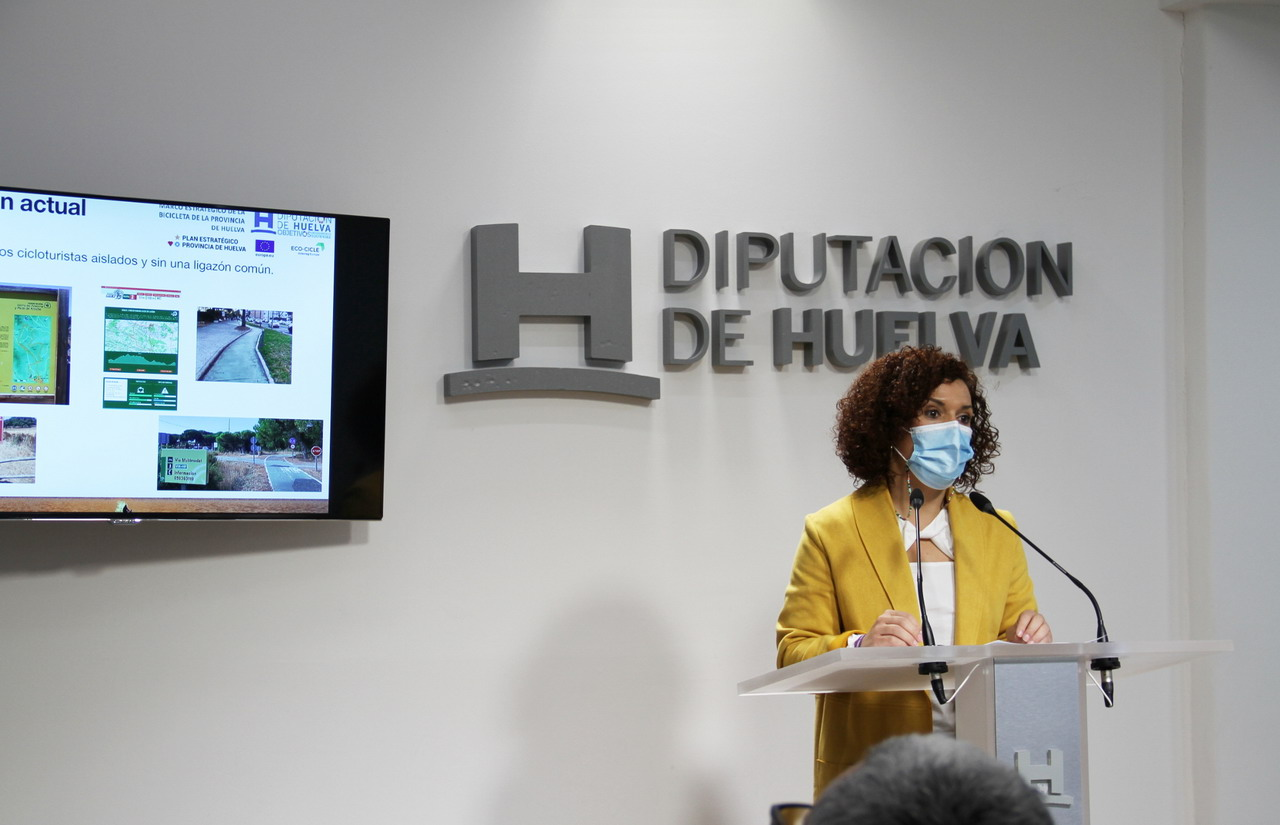 Diputación presenta el marco estratégico que define el Plan Provincial de la Bicicleta