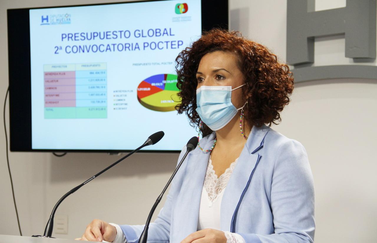 Diputación apuesta por la competitividad empresarial y la movilidad sostenible a través de 5 proyectos europeos