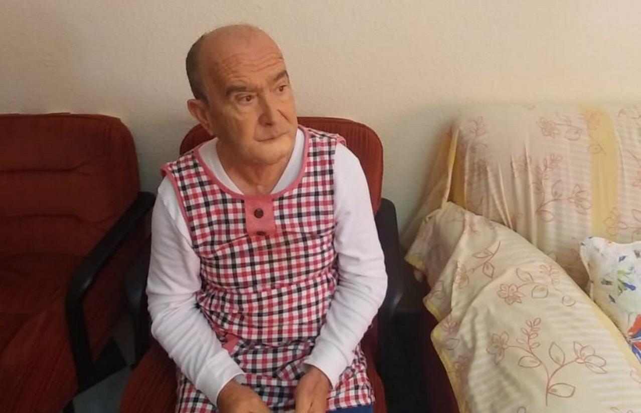 Los familiares del lepero Manuel García solicitan la ayuda de la ciudadanía para afrontar la operación de urgencia a la que tiene que enfrentarse