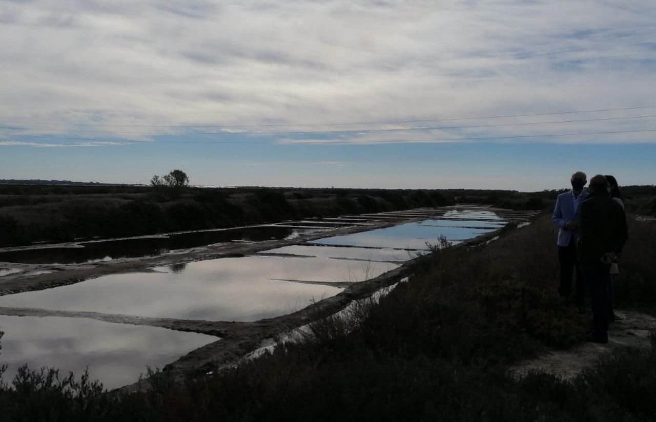 El Ayuntamiento de Lepe ha adquirido los terrenos correspondientes a Las Salinas de Lepe