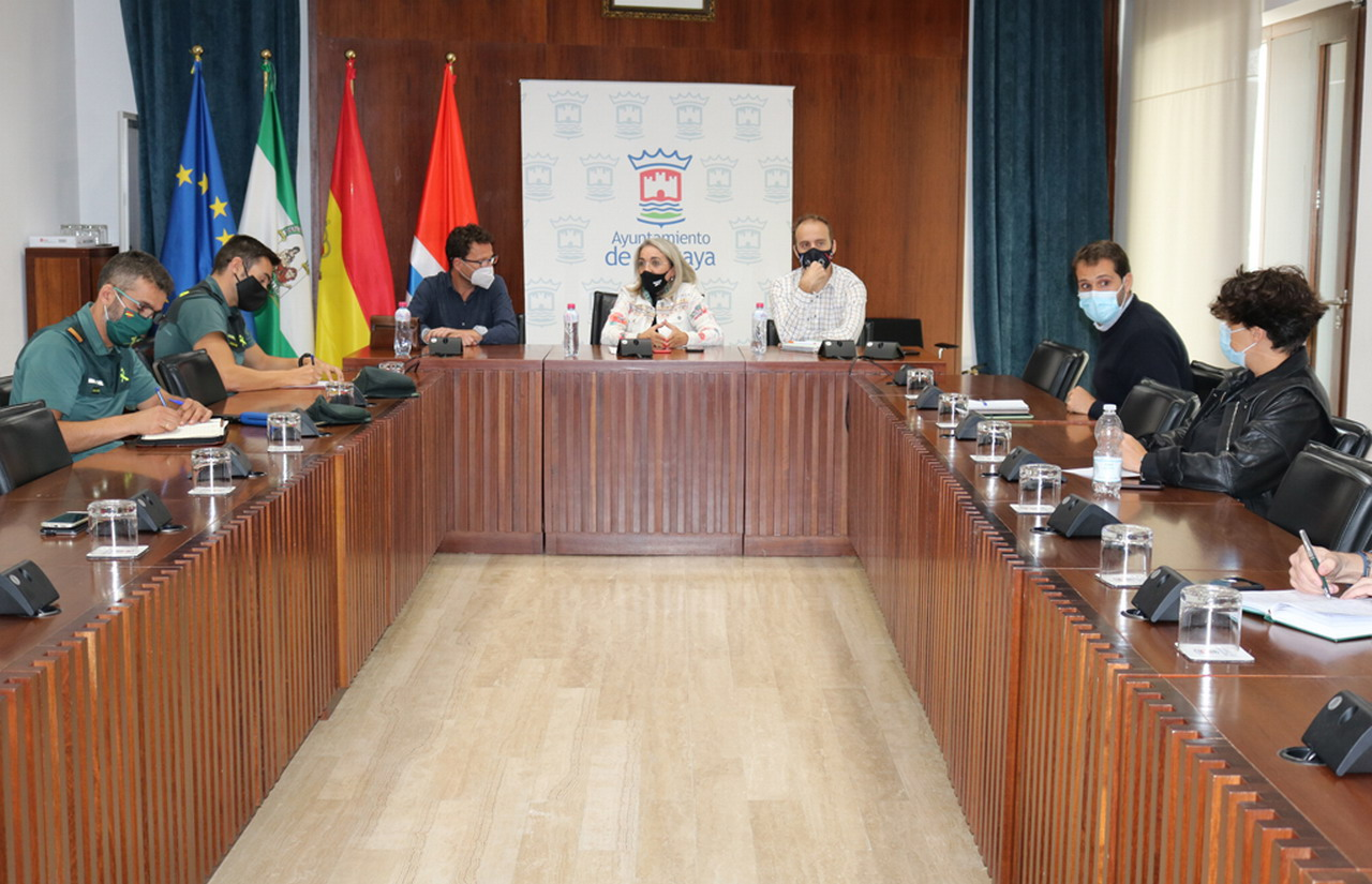 Cartaya comunica nuevos positivos en los últimos días y convoca al comité de seguridad por el COVID 19