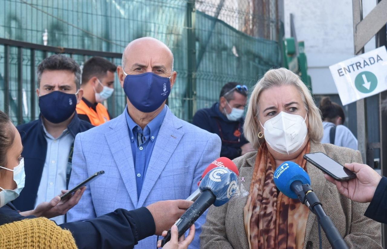 Continúan las pruebas aleatorias a la población del SAS para conocer la incidencia del COVID en Lepe
