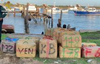 La Guardia Civil ha detenido a cuatro personas implicadas en una descarga de droga que se produjo en Punta Umbría