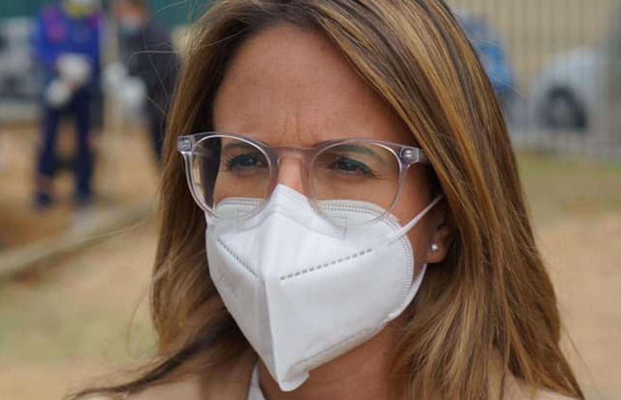 Natalia Santos insiste en la necesidad de extremar la precaución ante el aumento de los contagios