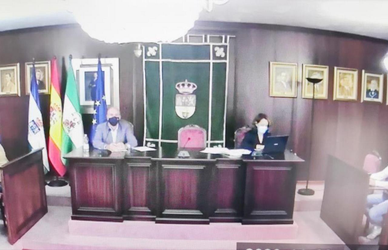 El Pleno aprueba por unanimidad el convenio con la Dirección General de la Guardia Civil en materia de seguridad ciudadana