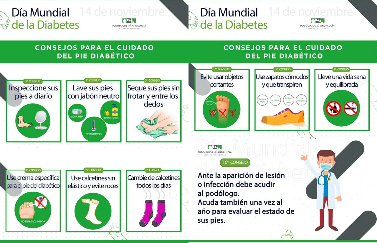 «Con Buen Pie: la prevención y cuidados del pie diabético»