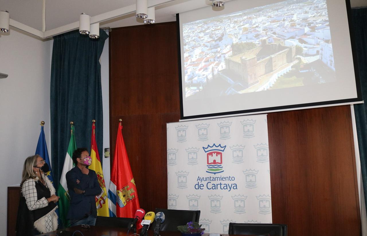 Cartaya estrena video promocional turístico y renueva la 'Q' de Calidad
