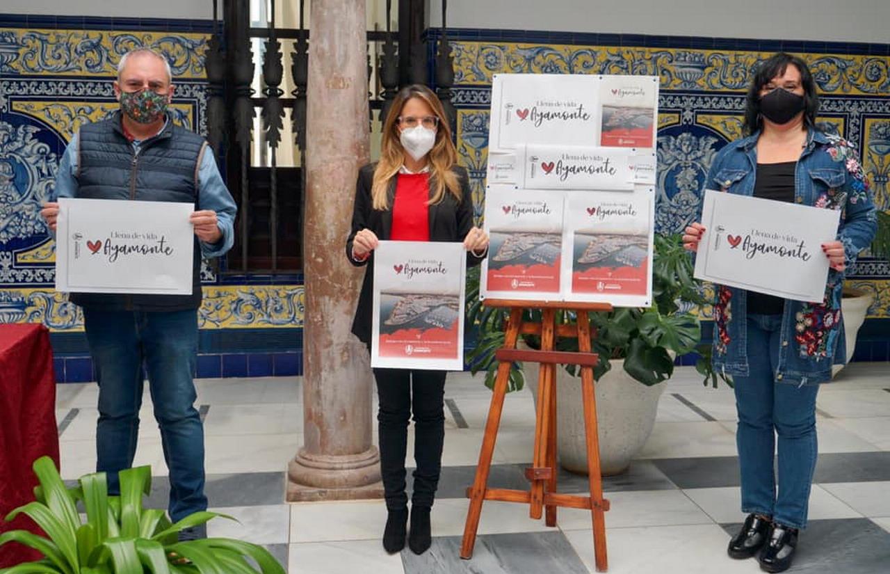 El Ayuntamiento de Ayamonte lanza la campaña «Llena de Vida Ayamonte»