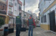 La Guardia Civil detiene un hombre por varios robos y hurtos perpetrados en Isla Cristina