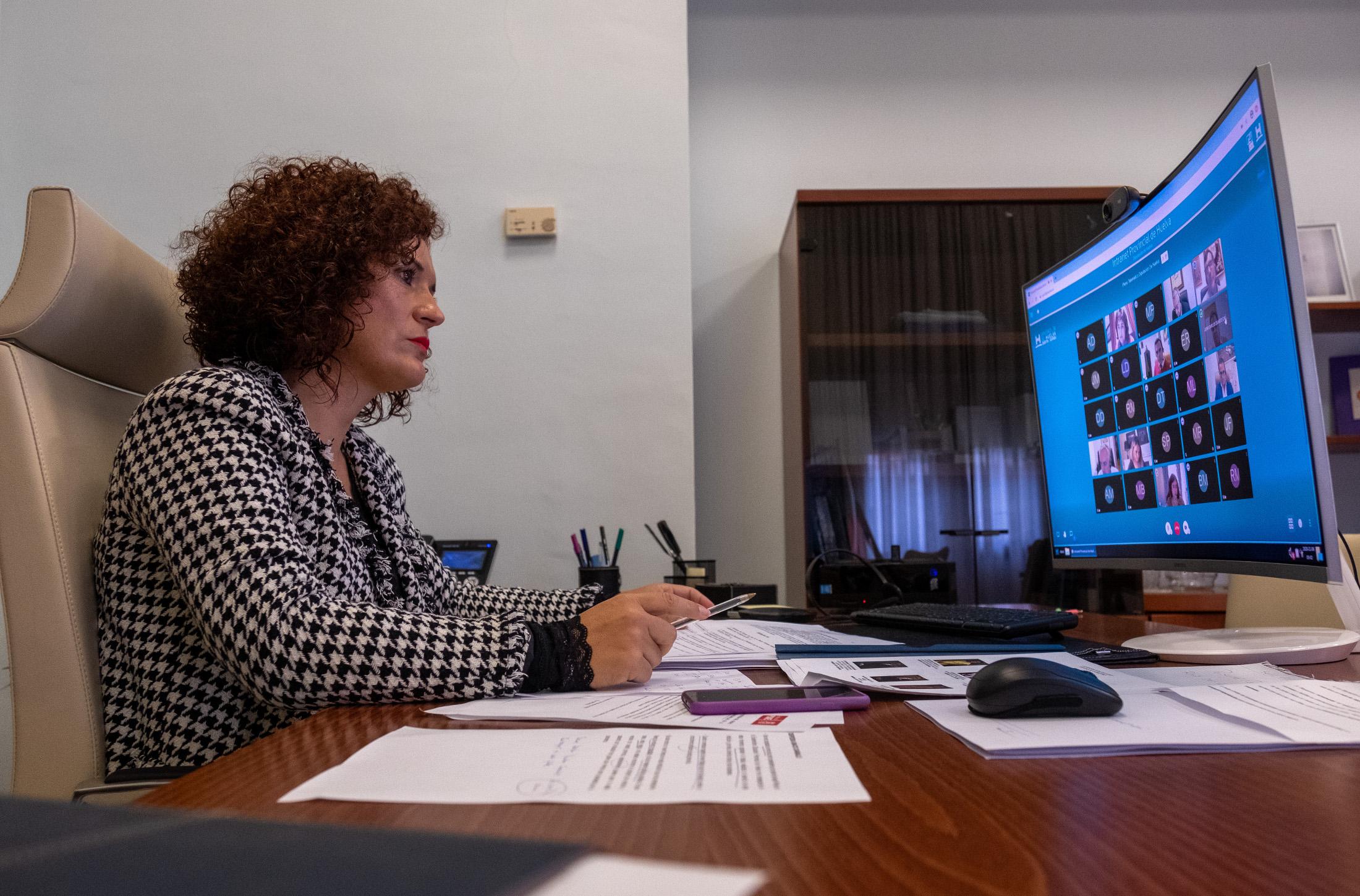 La Diputación crea la Oficina 'Next Generation' para captar y gestionar los fondos europeos para la recuperación destinados a la provincia