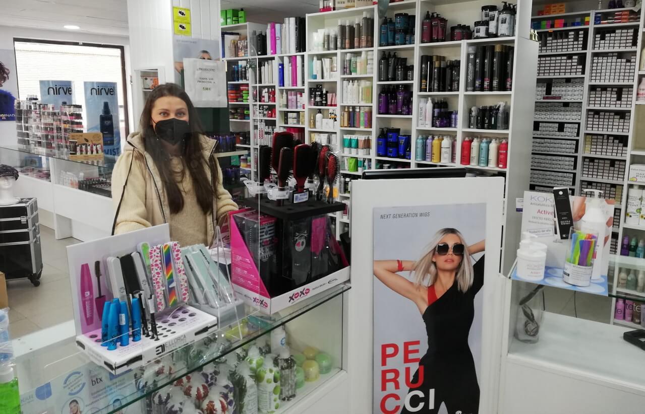 Comercial Carpel servicios para el profesional de la peluquería y belleza