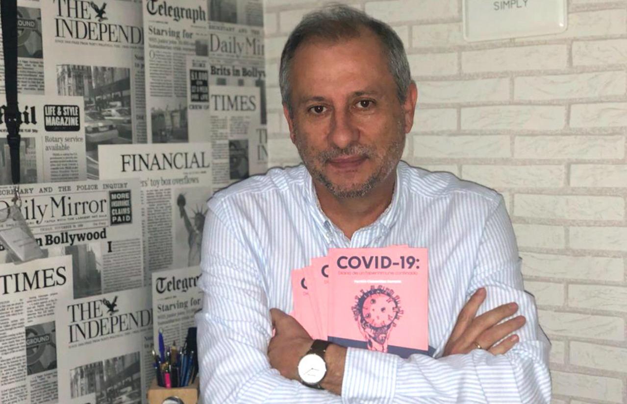 De padecer el coronavirus a salvar vidas con su plasma: 'COVID 19: Diario de un hiperinmune confinado'