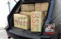 La Guardia Civil interviene 458 kg. de hachís en Pozo del Camino