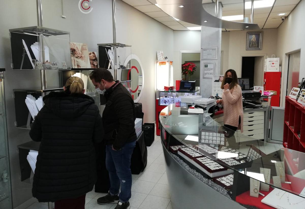Joyería Civilero prepara sus rebajas