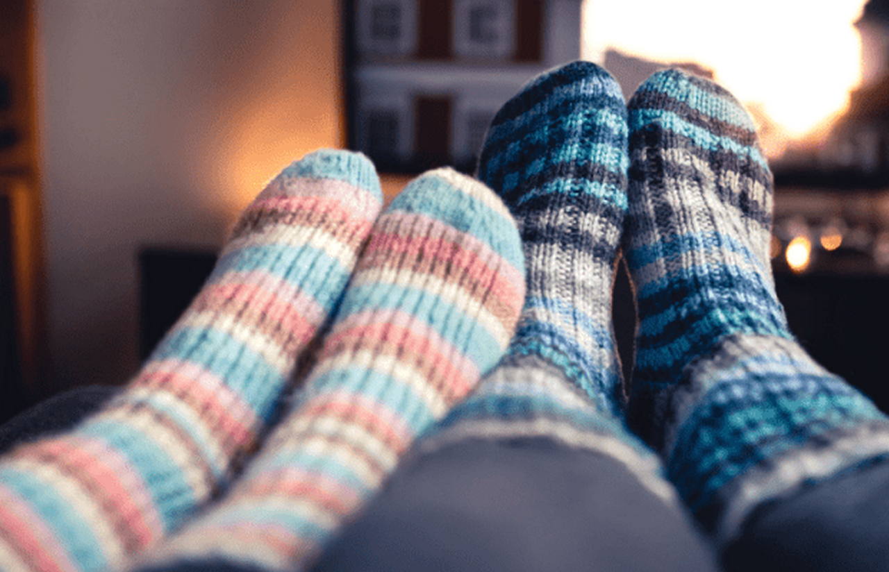 «Con Buen Pie: Cómo proteger nuestros pies del frío»