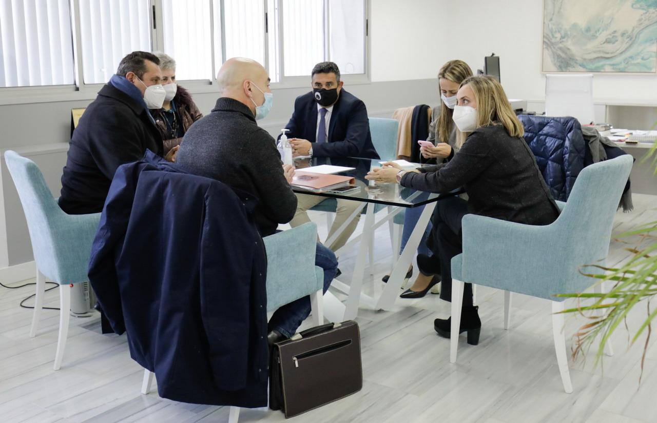 Marifrán Carazo solicita que la llegada del AVE a Huelva se financie con los Next Generatión