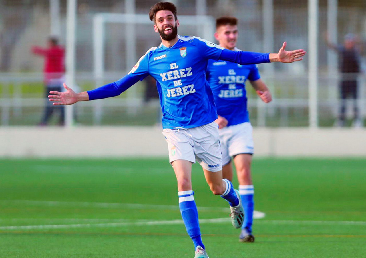 Borja Jiménez nuevo jugador del CD San Roque de Lepe