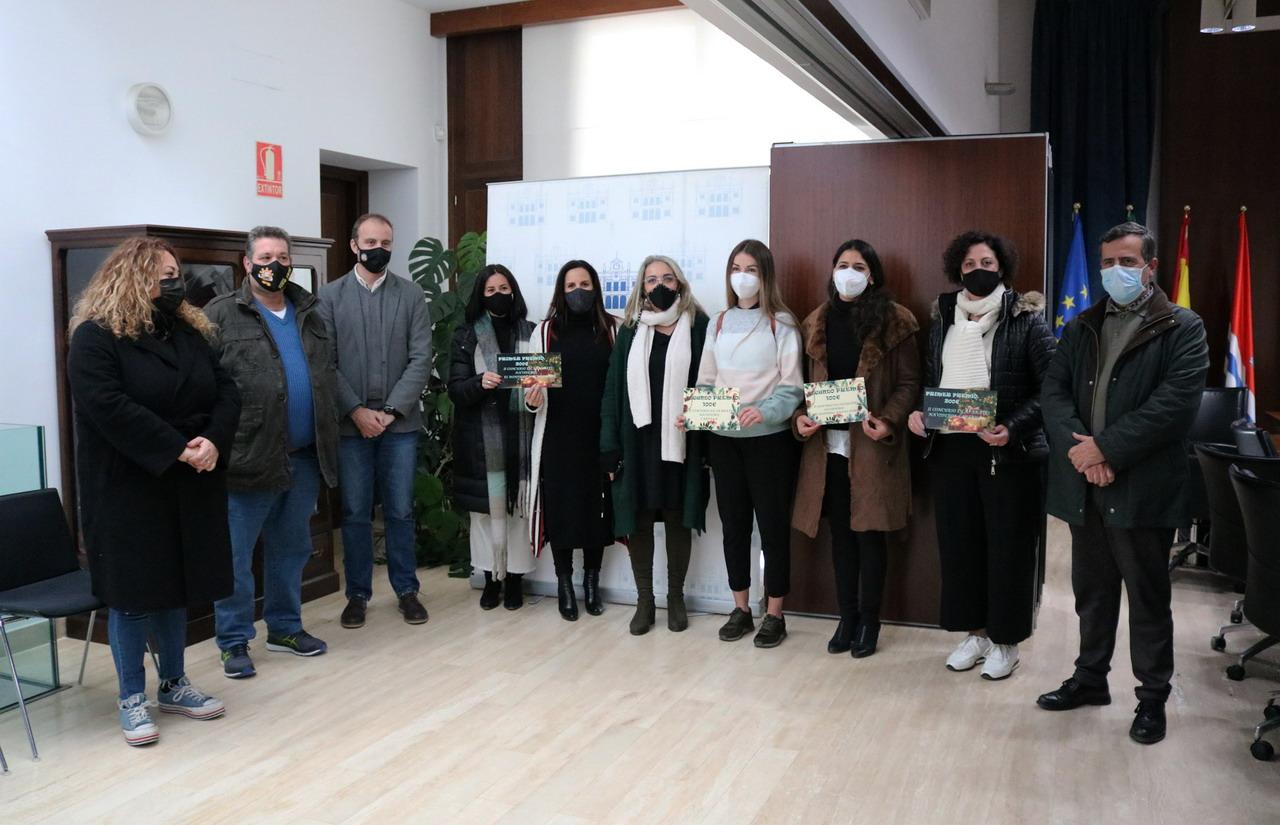 600 euros en premios para los comercios ganadores del II Concurso de Escaparates del Ayuntamiento