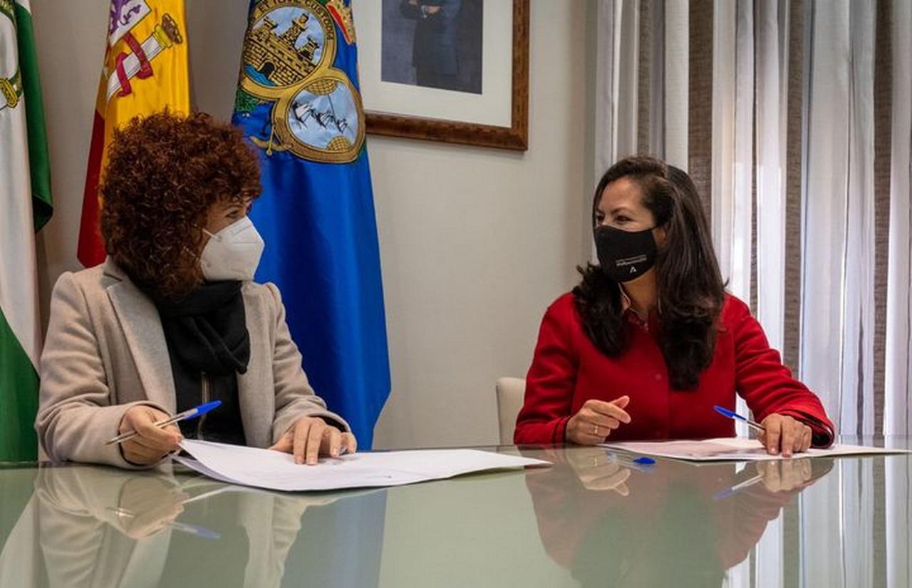 El IAM, la Diputación y el Ayuntamiento de Huelva se unen para lograr entornos laborales igualitarios y que promuevan la conciliación