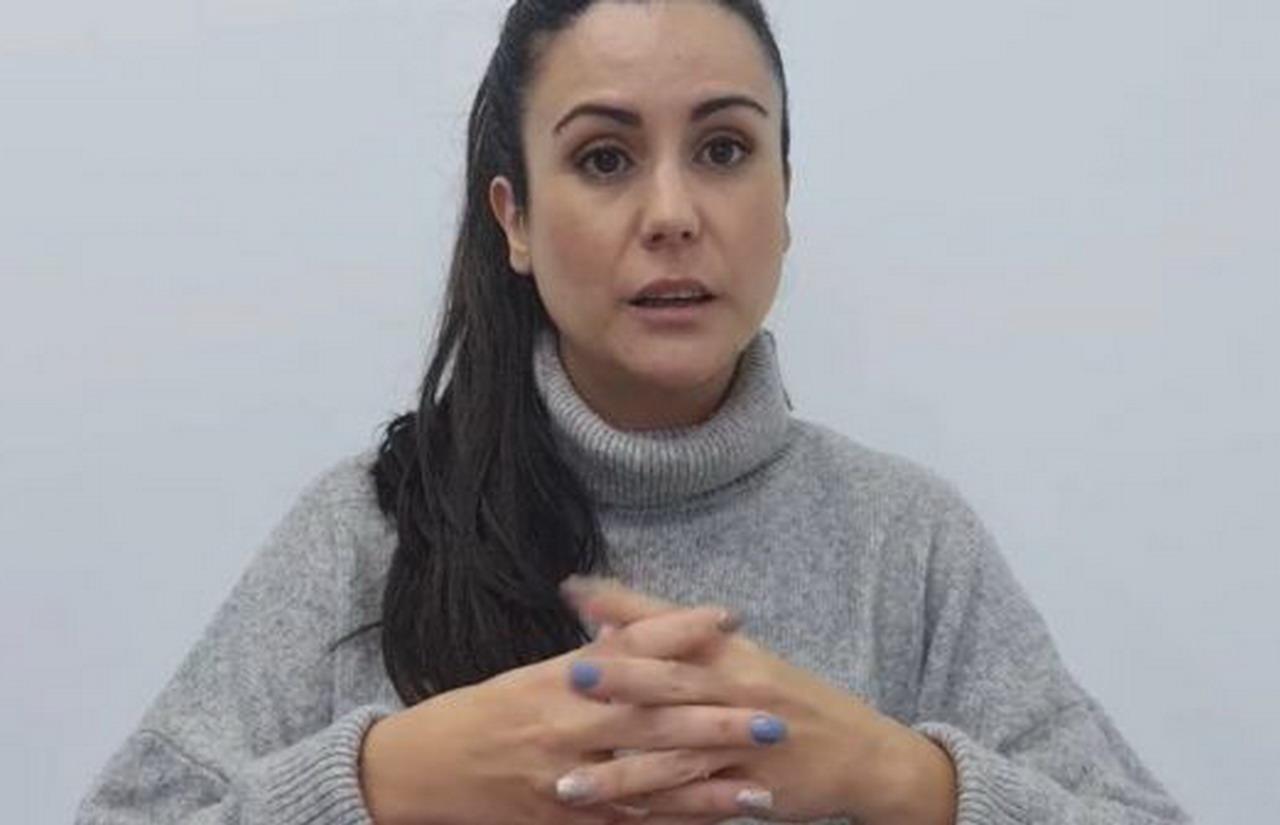 """Bella Canales: """"Queremos el Centro Hospitalario de Lepe abierto ya"""""""