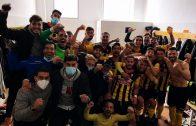 Primera victoria de 2021 para el San Roque de Lepe en La Palma