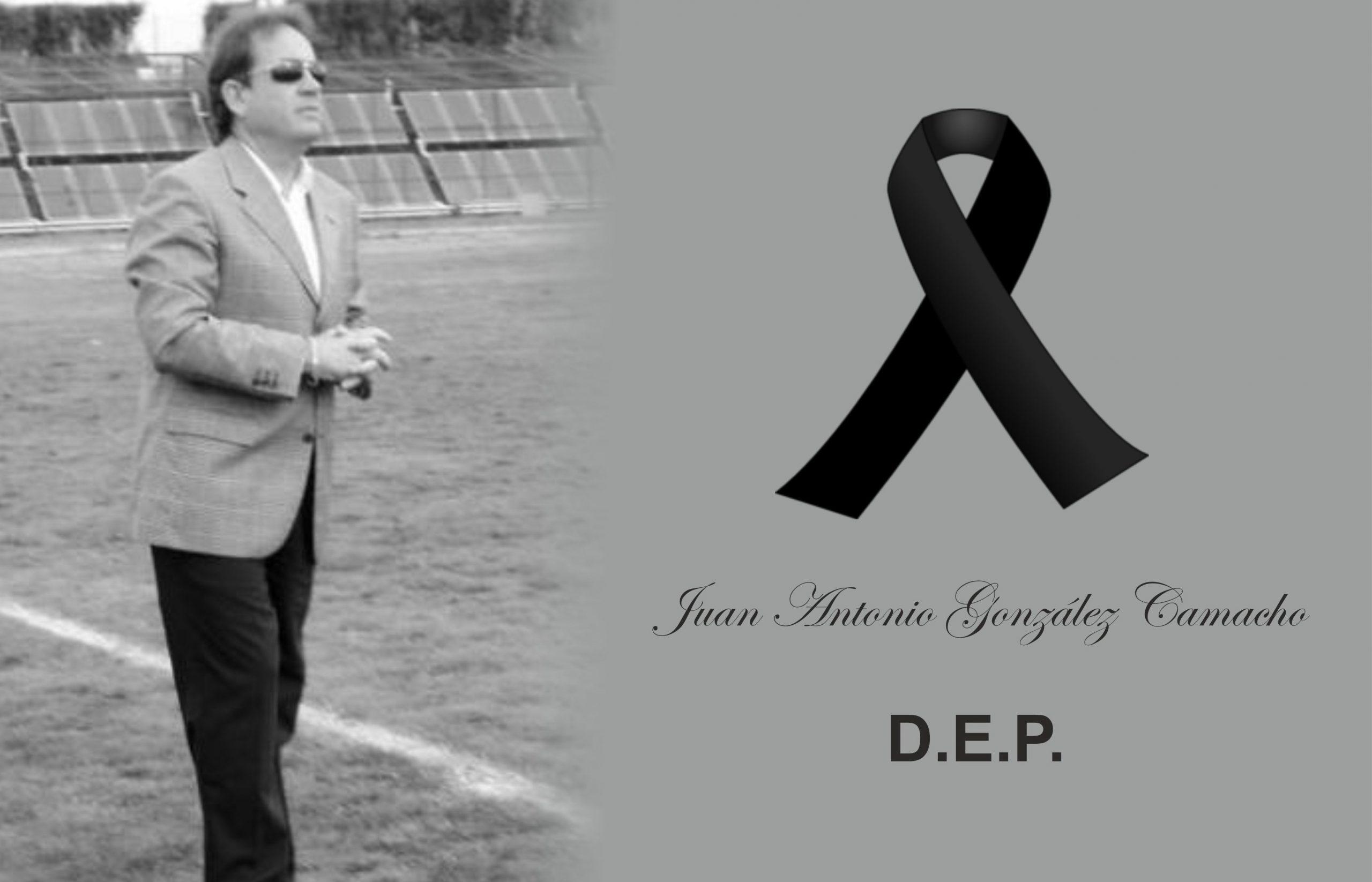 Trabajo, sabiduría y formación, parte del legado que deja Juan Antonio González Camacho