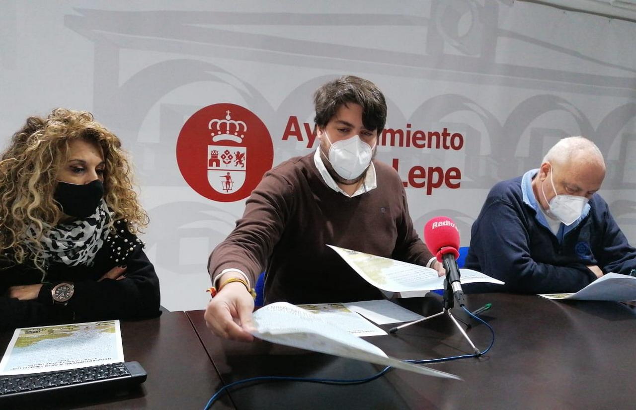 Convocada una nueva edición del Certamen Internacional de Poesía «Ciudad de Lepe» II Premio Santiago Aguaded Landero