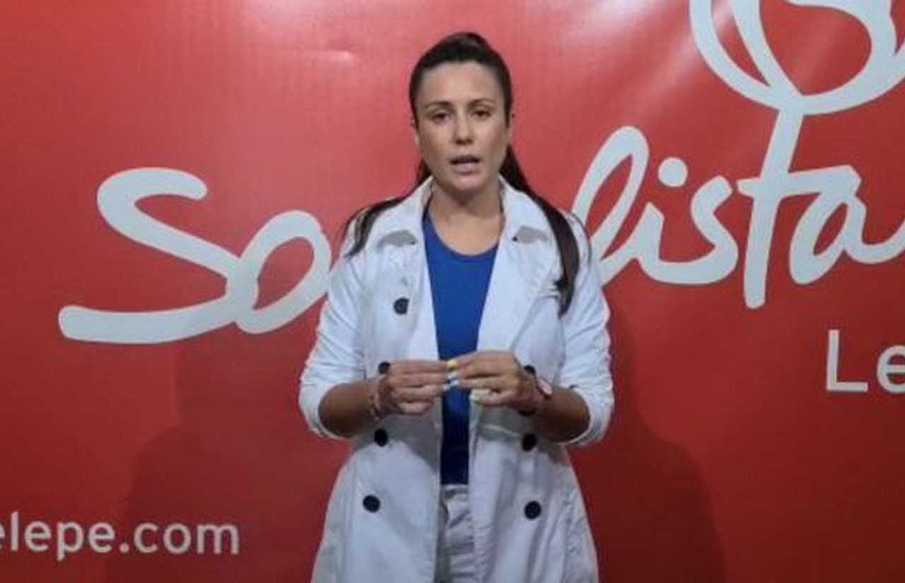 Bella Canales exige explicaciones sobre la investigación que se está llevando a cabo sobre algunos agentes de la Policía Local de Lepe