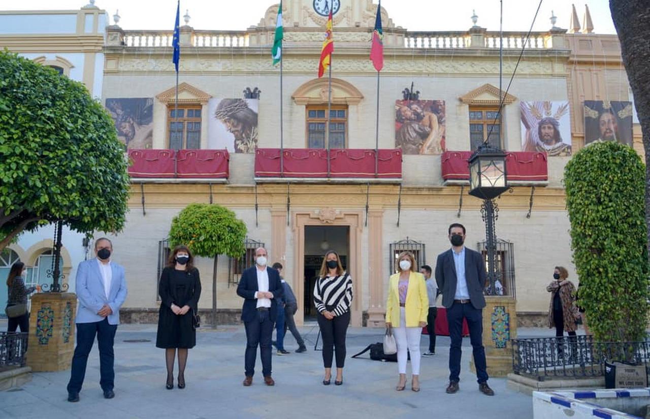 Ayamonte pone en valor su Semana Santa a través de la exposición «Ego Sum Via, Veritas et Vita»