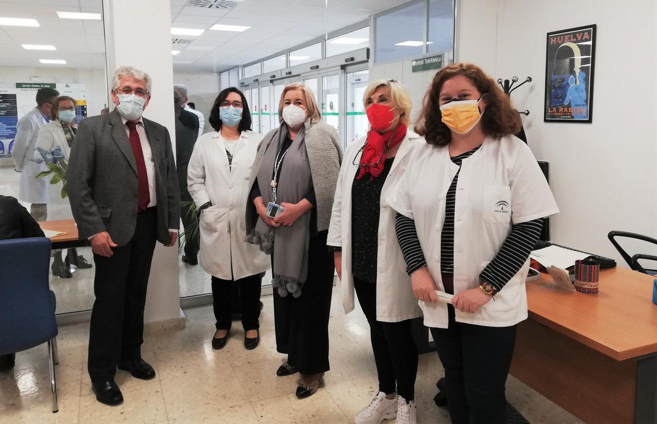 El Infanta Elena estrena nueva área de atención al ciudadano para facilitar la comunicación con pacientes y familiares