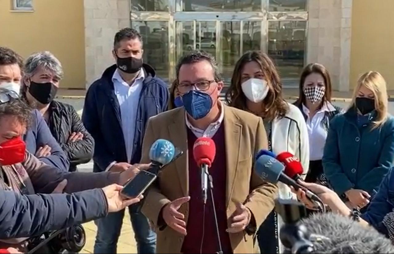 Loles López: «Por fin hay un Gobierno andaluz que apuesta por la sanidad en la Costa Occidental de Huelva. Han tenido que pasar más de 20 años y numerosos gobiernos socialista para que esta comarca tenga asistencia hospitalaria pública y de calidad»