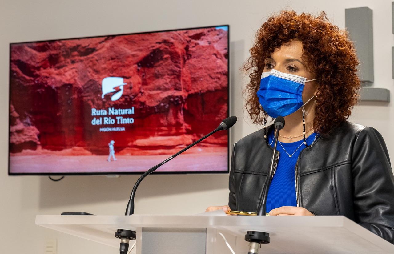 Diputación impulsa la puesta en valor de la Ruta Natural del Río Tinto a través de acciones enmarcadas en el proyecto Valuetur