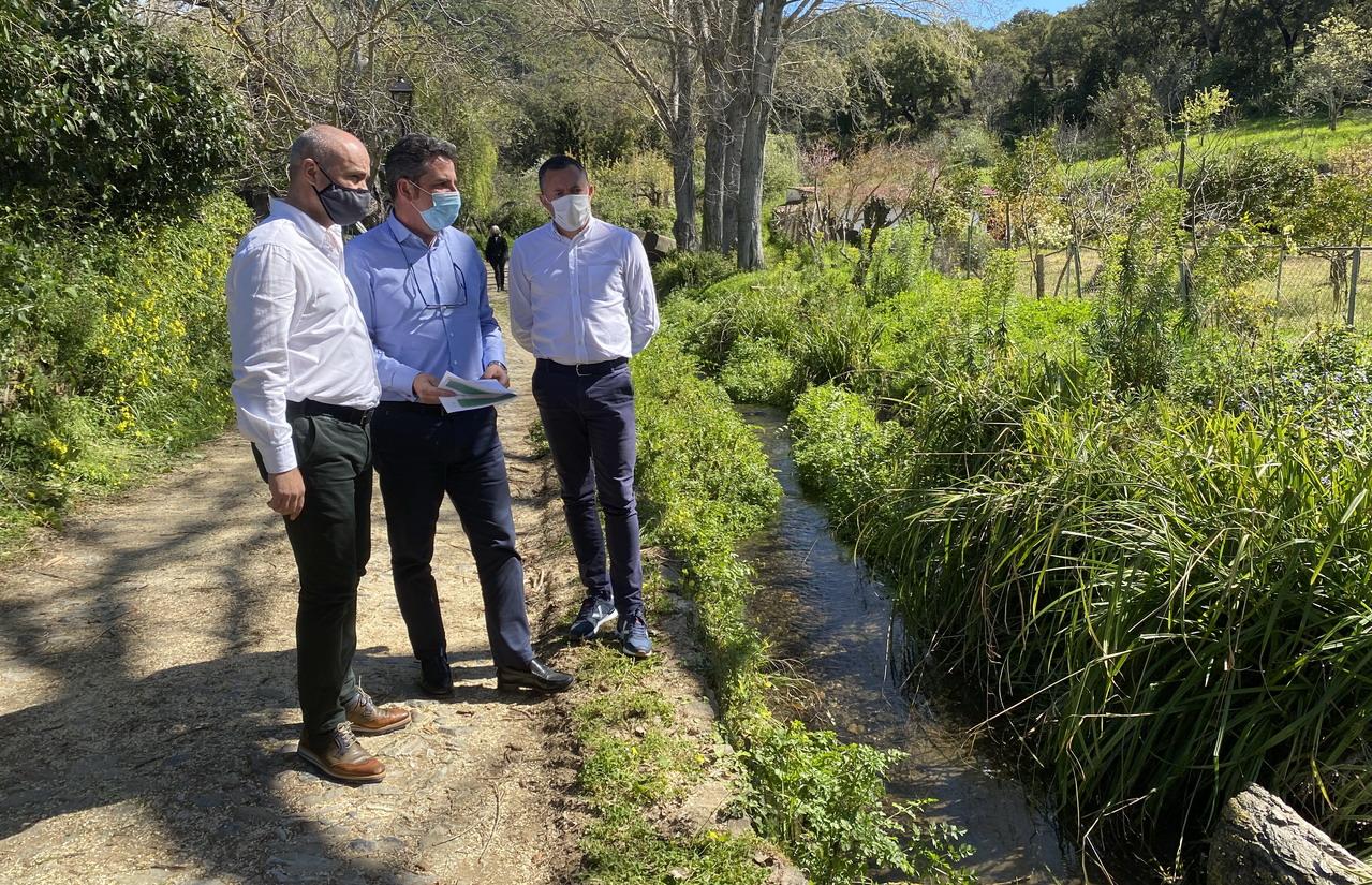 La Junta destaca que el agua es una de las prioridades del Gobierno andaluz