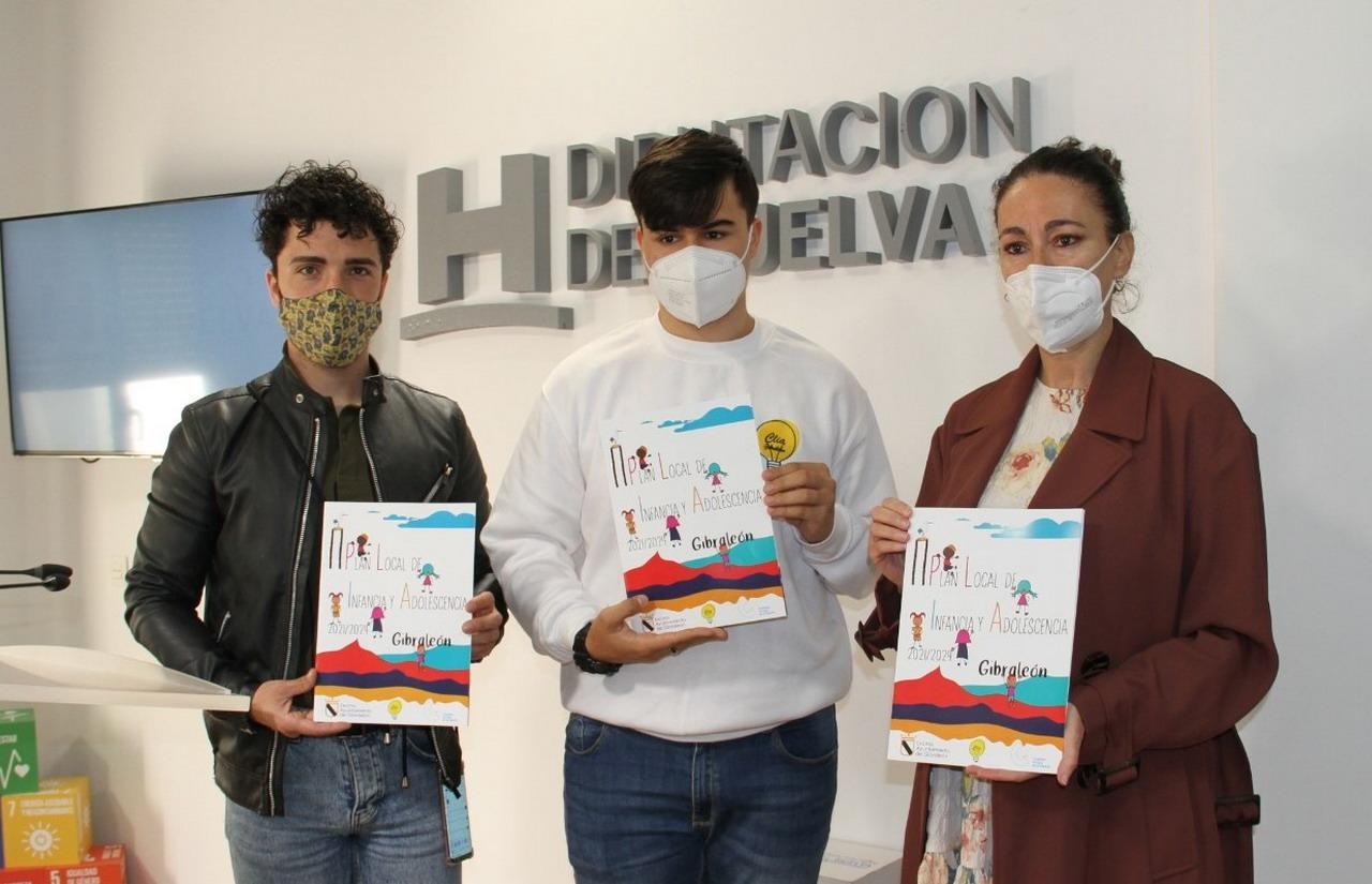 Gibraleón presenta su II Plan Local de Infancia y Adolescencia