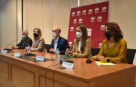 Lepe presenta el Plan de Erradicación del Chabolismo a las Administraciones Estatal, Autonómica y Provincial