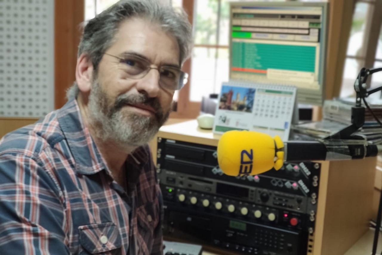 Miguel Ángel Mendoza, un lepero afincado en Ceuta nos contará en directo el partido AD Ceuta – CD San Roque de Lepe